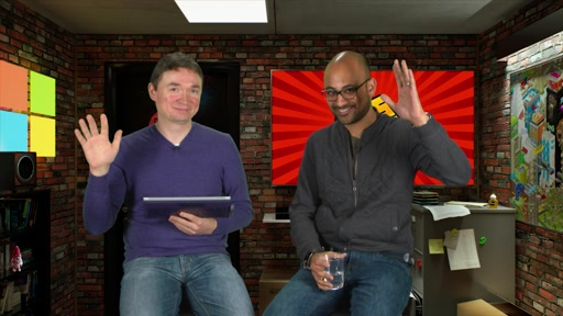 TWC9: VSCode Insiders, Igniting Ignite, Future Edge, NFL Hololens and more...