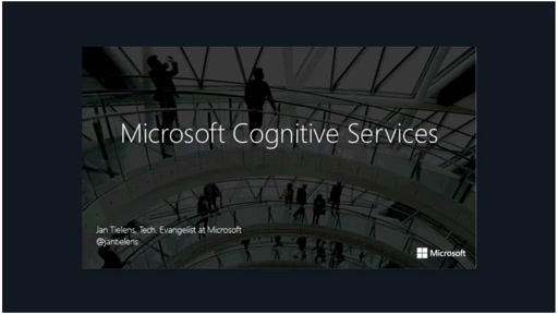 Power your app with AI (Microsoft Cognitive Services)