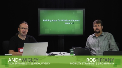 Building Apps for Windows Phone 8 Jump Start: (11) Network