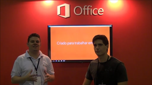 Bastidores do TechEd Brasil 2015 - Rande Rodrigues conta as novidades do Office 365