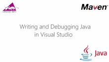 Developing Java Applications   Developing and Debugging Java Applications (Apache Maven , Apache Ant).