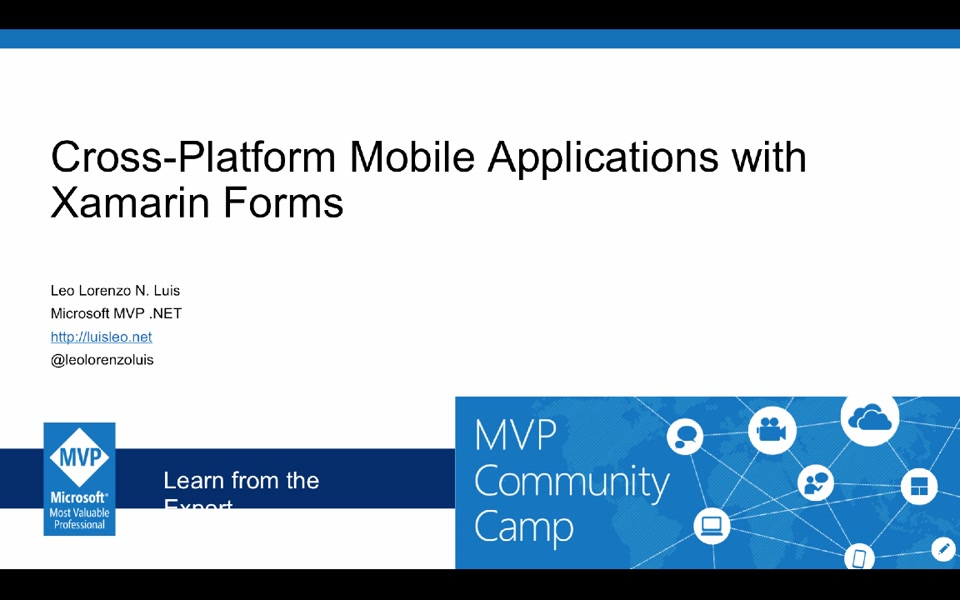 Cross-Platform Applications with Xamarin Forms.