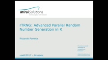 **rTRNG**: Advanced Parallel Random Number Generation in R