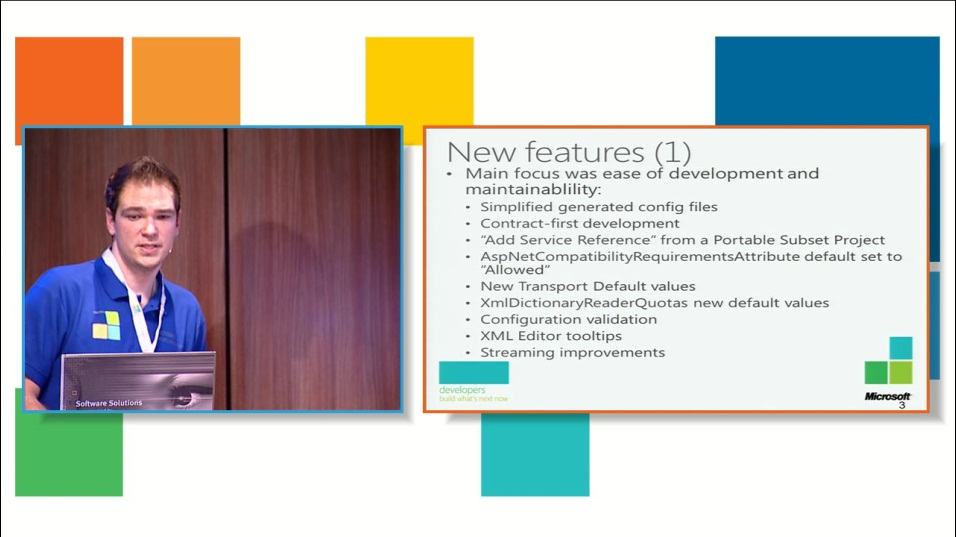New Features of WCF 4.5