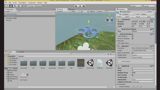 Making Windows games and apps with Unity