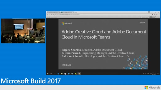Adobe Creative Cloud and Adobe Document Cloud in Microsoft Teams