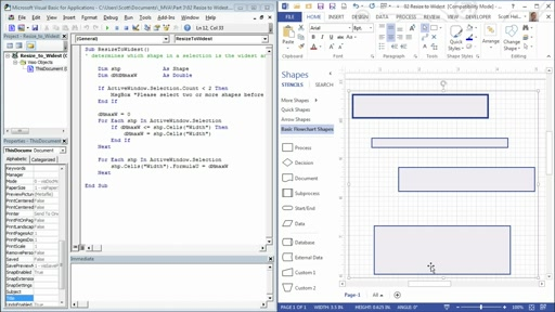 Becoming a Visio 2013 Power User - Part 3: (01) Introduction