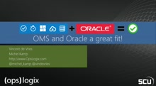 OpsLogix: OMS and Oracle, a great fit