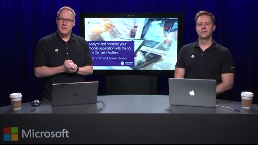 Analyze and optimize your mobile application with the Visual Studio and Xamarin Profilers