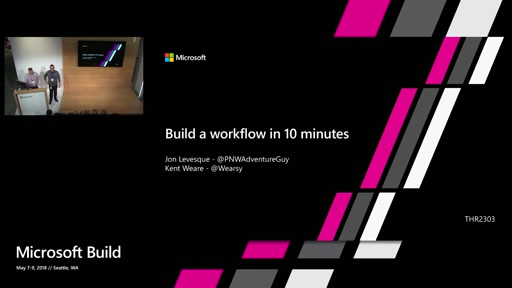 Build a workflow in 10 minutes