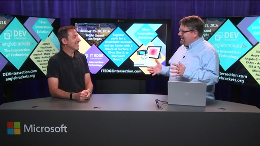 Robert Green Gets the Most from Visual Studio at DEVintersection Fall Count Down Show #6