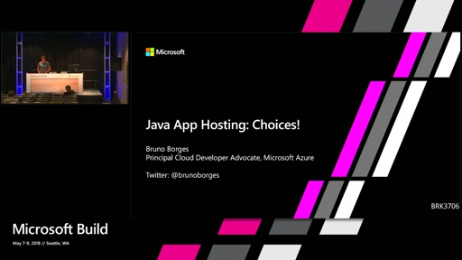 Java App Hosting: Choices!