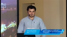 HYBRID CLOUD WITH CONTAINER TECHNOLOGY FOR OPTIMIZING DEVOPS PROSESSES