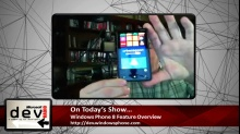 Microsoft DevRadio: Windows Phone 8 Feature Overview