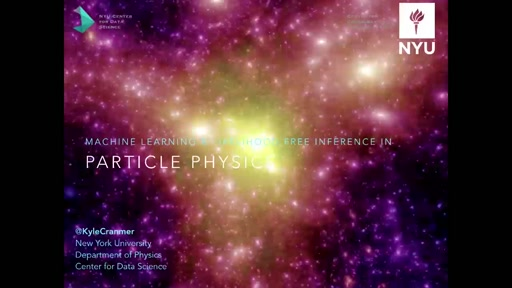 Machine Learning and Likelihood-Free Inference in Particle Physics