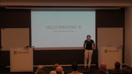 Keynote 2 - Hello Windows 10