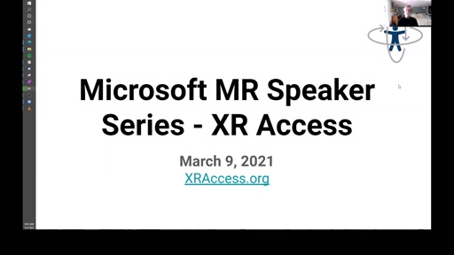 XR Accessibility and the XR Access Initiative