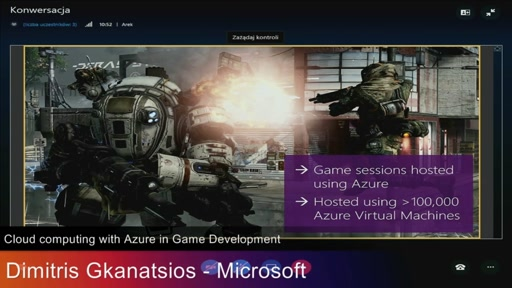 28 | Cloud computing with Azure in Game Development