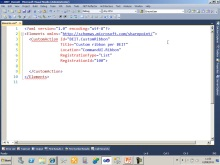 SharePoint 2010: personalizzare la barra dei Ribbon
