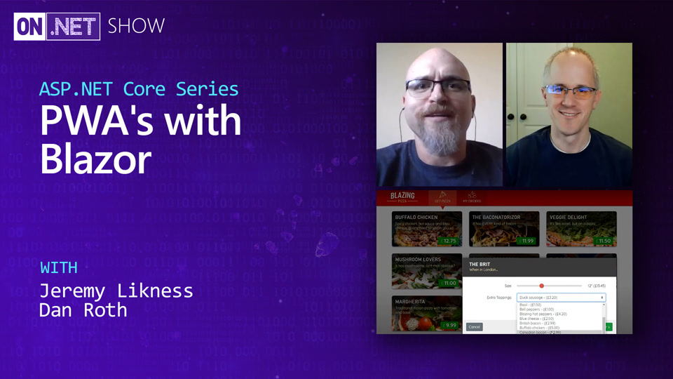 ASP.NET Core Series: PWA's with Blazor