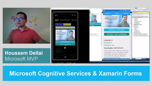Microsoft Cognitive Services and Xamarin Forms