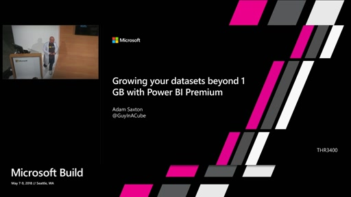 Growing your datasets beyond 1 GB with Power BI Premium