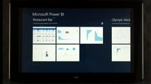 Tour the Microsoft Power BI Windows Store app