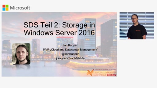 SDS Teil 2: Storage in Windows Server 2016
