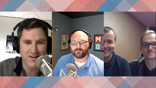 Episode 154: Windows Template Studio with Clint Rutkas and Michael Crump