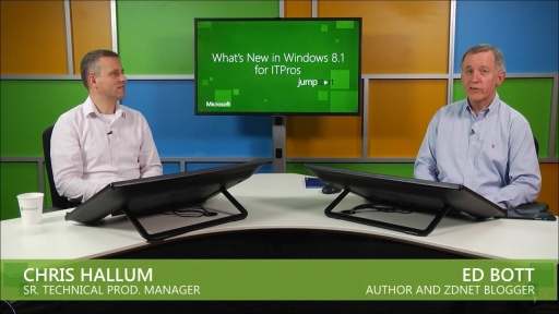Whats New in Windows 8.1 for IT Pros: (02) Windows 8.1 Security