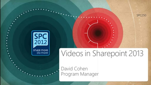 What's New with Video in SharePoint