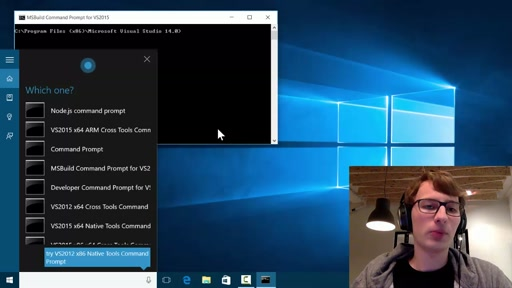 Windows 10 for Devs: Cortana