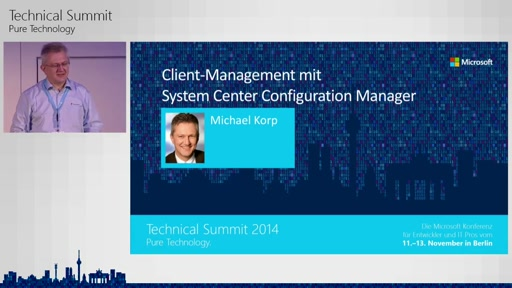 Client-Management mit System Center Configuration Manager
