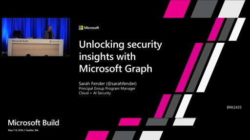 Unlocking security insights with Microsoft Graph API