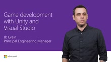 Game development with Unity and Visual Studio