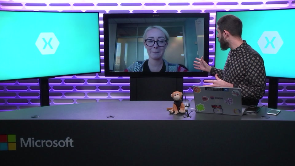 Episode 34: The New Xamarin Getting Started Experience with Amy Burns