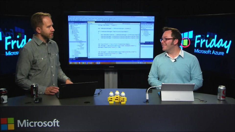 Azure Service Bus 103 with Dan Rosanova