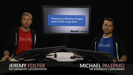 Developing Windows Store Apps with HTML5 Jump Start: (06a) Data Access, Part 1