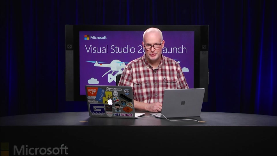 Building web apps powered by Angular 2 x using Visual Studio 2017