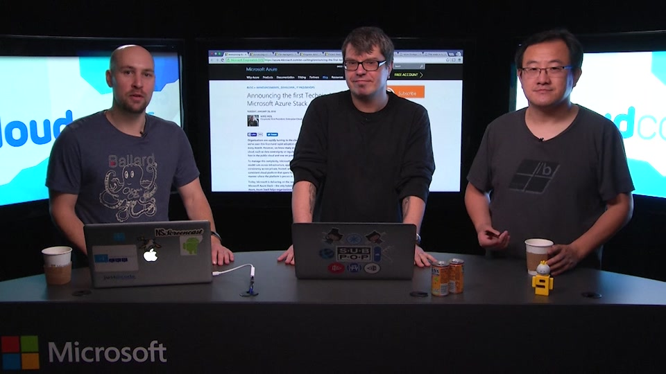 Cloud Cover Episode 197: Azure .NET SDK Updates with Brady Gaster