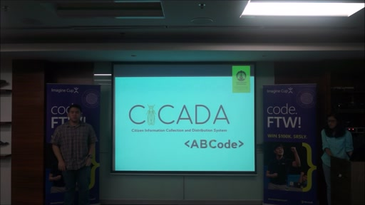 ABCode - CICADA Smart notifications