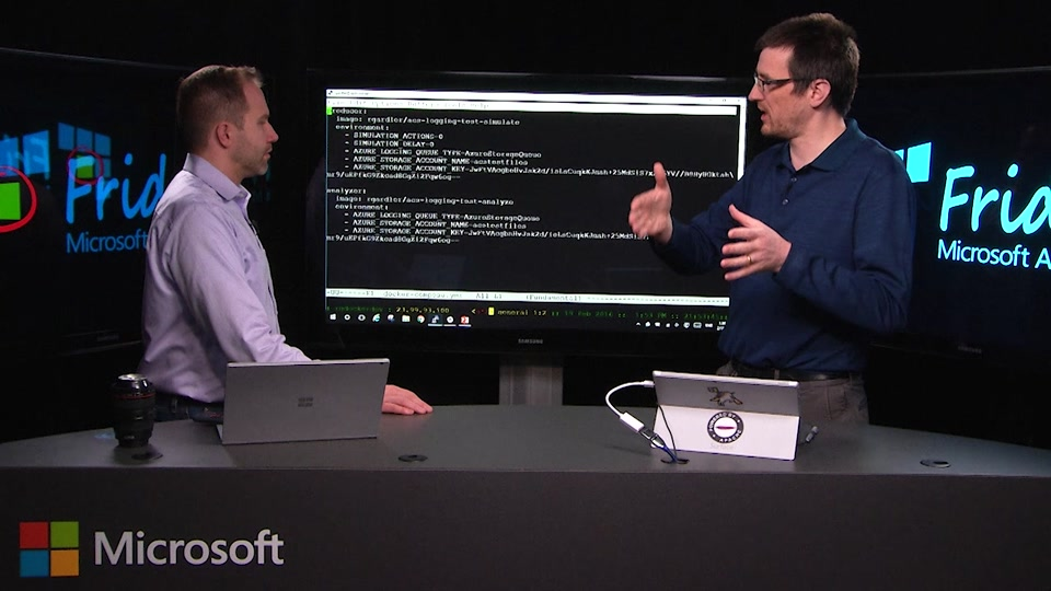Using Azure Container Service with Docker