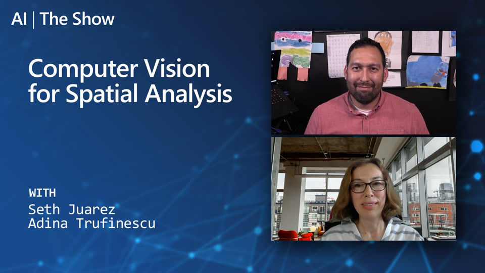 Computer Vision for Spatial Analysis