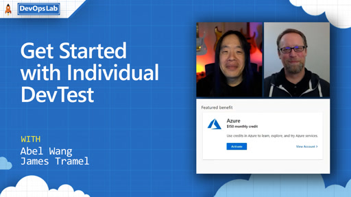 Get Started with Individual DevTest