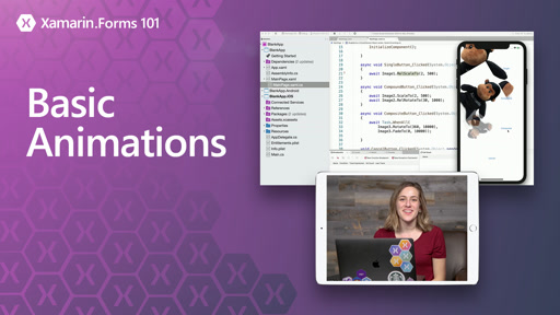 Xamarin.Forms 101: Basic Animations