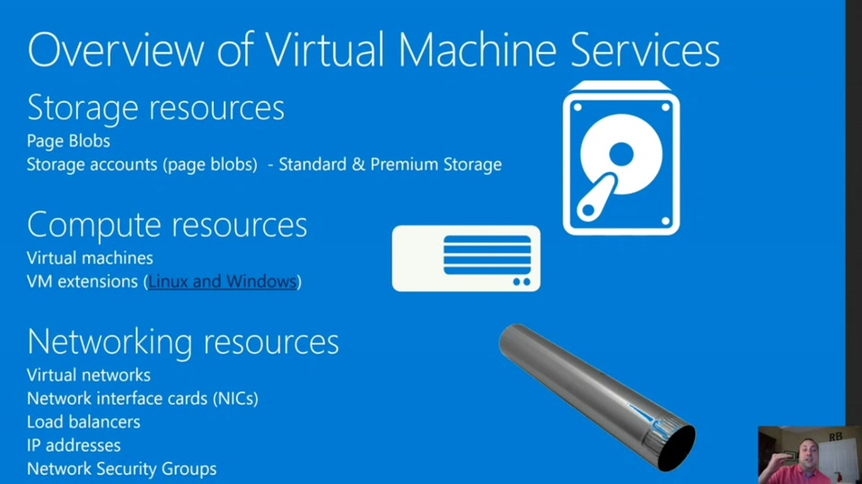 Your Private Network in the cloud: (Part 3) How to Create and Manage Virtual Machines in Azure