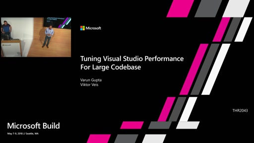 Tuning Visual Studio for optimal performance for a huge codebase
