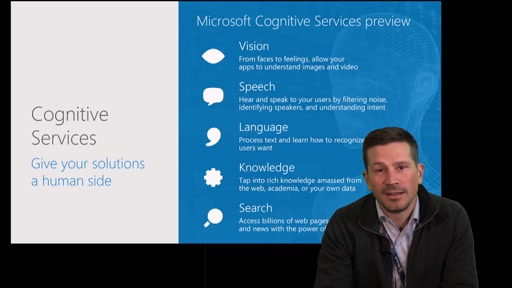 TechTalk #2 - Cognitive Services