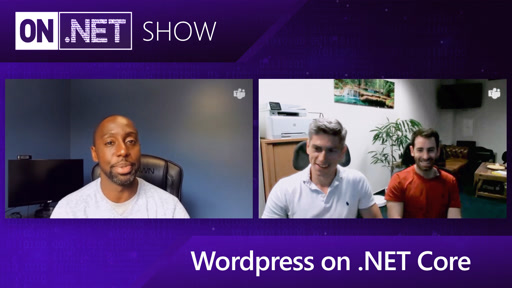 Wordpress on .NET Core