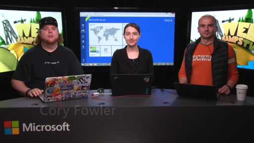 Azure Web App DevOps Workflow with Daria Grigoriu & Galin Iliev